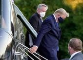 Trị COVID-19 cho bệnh nhân siêu VIP Trump: Chóng vánh mức nào?