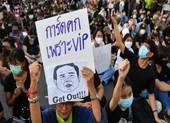 Thái Lan: Biểu tình đòi Thủ tướng từ chức
