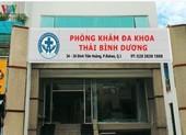 Một phòng khám bị phạt 343 triệu đồng, đóng cửa 6 tháng