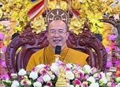 Giáo hội Phật giáo VN nói về kỷ luật trụ trì chùa Ba Vàng