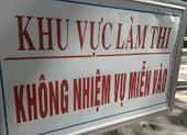 Toàn cảnh vụ gian lận điểm thi tại Hà Giang, Hòa Bình, Sơn La