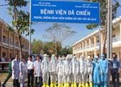 Dịch Corona: Bệnh viện dã chiến ở TP.HCM chính thức hoạt động