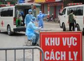 Thêm 4 ca mắc COVID-19: 1 ca nhập cảnh trái phép về Tây Ninh