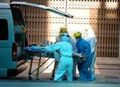 Bệnh nhân nghi nhiễm COVID-19 tại Đà Nẵng đang phải thở máy