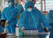 Lui tới một quán nước, 4 tài xế xe cấp cứu nhiễm COVID-19
