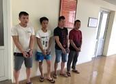 Xử băng trộm nguời Trung Quốc chuyên cạy két sắt trạm thu phí