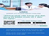 Đăng ký khám online tại bệnh viện Đại học Y dược TP.HCM