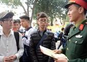 Đối tượng xét tuyển thẳng, ưu tiên xét tuyển trường quân sự