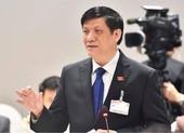 Bộ trưởng Y tế: Nếu giãn cách cả tỉnh phải báo cáo Chính phủ