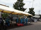 F1 có triệu chứng trong khu cách ly, lấy mẫu toàn bộ nhân viên chợ