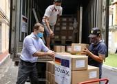 Việt Nam nhận thêm 825.480 liều vaccine của Chính phủ Đức