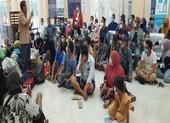 61 người nhập cảnh trái phép từ Campuchia về An Giang