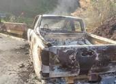 Vụ thi thể trong xe cháy: Bắt bí thư xã Liên Hà