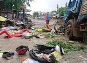 Tin cuối ngày vụ xe lao vào chợ ở Đắk Nông làm 5 người chết