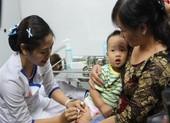 TP.HCM: Tỉ lệ tiêm chủng bạch hầu chậm 15%