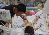 Bé 7 tuổi hôn mê sâu sau phẫu thuật lấy đinh nẹp xương