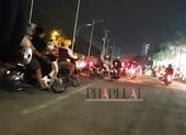TP.HCM: Nhiều 'quái xế' tụ họp quậy trên đường phố
