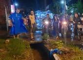 Tìm thấy thi thể 1 phụ nữ bị nước cuốn ở Đồng Nai