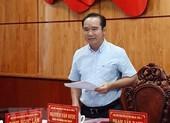 Ông Nguyễn Văn Được được bầu giữ chức Bí thư Tỉnh ủy Long An