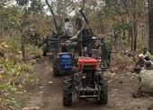 Điều tra vụ điều cả đoàn xe công nông vào rừng cộng đồng