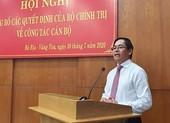 Bí thư Bà Rịa- Vũng Tàu làm Phó trưởng Ban Dân vận Trung ương