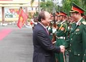 Thủ tướng thăm, làm việc với Quân khu 5