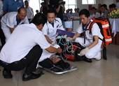 Diễn tập ứng phó với thảm họa phục vụ APEC