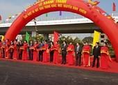 Thủ tướng dự lễ khánh thành cầu vượt tại Hải Phòng