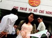 Doanh nghiệp muốn ủy thác để Cục Thuế TP.HCM kê khai