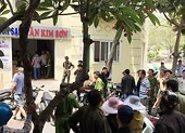 Cảnh sát bao vây khách sạn của tội phạm Sài Gòn