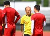 HLV Park Hang-seo khuyên học trò thế nào ở Bukit Jalil?
