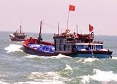Một tàu của ngư dân bị tàu Trung Quốc cướp phá?