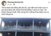 Bị phạt vì đăng facebook đưa du khách