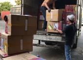 Bắt giữ 150.000 khẩu trang lậu chuẩn bị xuất đi nước ngoài