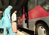 Hơn 700 người xuống sân bay Cần Thơ được cách ly tập trung