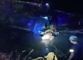 1 phụ nữ té sông tử vong trong đêm mưa