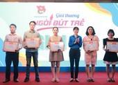Báo Pháp Luật TP.HCM đạt 2 giải 'Ngòi bút trẻ' năm 2019