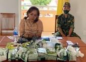 Biên phòng An Giang bắt 5 người cùng hơn 32 kg ma túy