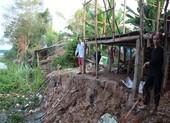 Đồng Tháp: Khẩn cấp di dời 551 hộ dân ven sông Tiền