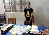 Bắt cô gái mang thuê 3 kg ma túy từ Campuchia vào Việt Nam