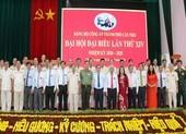 Thiếu tướng Lê Tấn Tới dự Đại hội Đảng bộ Công an Cần Thơ