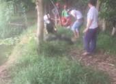 Đi bắt ốc, 2 thanh niên tử vong giữa hồ nước