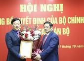 Giới thiệu ông Lê Quốc Phong để bầu làm Bí thư Đồng Tháp