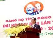 Khai mạc Đại hội Đảng bộ tỉnh Đồng Tháp khóa XI