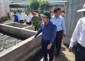Vụ sông 'đen' ở Hậu Giang: Buộc tạm ngưng nhà máy đường