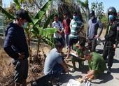 An Giang: Nhóm người chuyển 51 kg nghi vàng qua biên giới