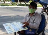 Trà Vinh hỗ trợ người bán vé số ảnh hưởng dịch COVID-19