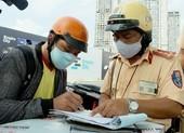 TP.HCM: 228/576 xe vi phạm trong ngày đầu tổng kiểm soát