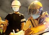 CSGT TP.HCM xử lý nhiều người say trong đêm đầu tiên ra quân