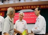 ĐBQH thông tin với cử tri huyện Bình Chánh về dự án Sing Việt